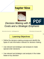 Chapter09_Decision Making & Relevant Invformation.ppt