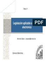 Tema11 Legislacion Comercio Electronico