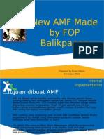 Amf Made in Balikpapan