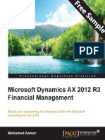 Microsoft Dynamics AX 2012 R3 Financial Management - Sample Chapter