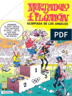 Mortadelo y Filemon - 013 - Los Angeles'84