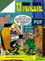 Mortadelo y Filemon - 020 - Mortadelo y Filemon - 13 Rue Del Percebe