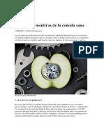 Verdades y mentiras de la comida sana.pdf