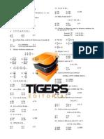 Ediciones Tigre Sucesiones Series y Sumatoriaaa Lima Perú
