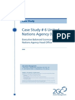 UNA Case Study
