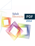 Sabah Electricity Supply Industry Outlook 2014