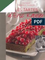 Les tartes -  d'Eric Kayser.pdf
