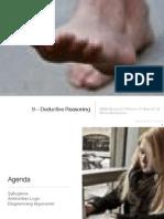 7—Deductive Reasoning