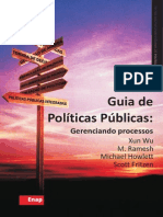 Guia de Políticas Públicas Gerenciando Processos