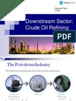 -Crude Oil Refining