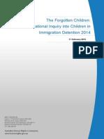 The Forgetten Children Report