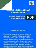 Marco Legal Aguas Residuales