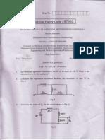 Eee - Circuit Theory - Nov-Dec - 2014 - Reg.13
