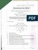 Circuit Theory May June 2014