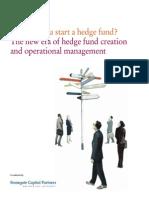 Starting a Hedge Fund GrantThornton Stonegate Capital Dec 2011