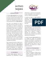 Informativo Da Franquia