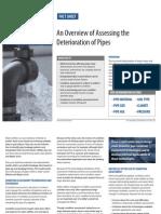 Pipelines DeteriorationAssessment FactSheet