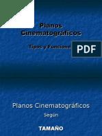Tipos de Planos del lenguaje cinematografico