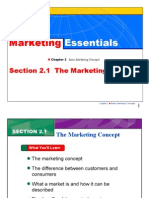 Marketing 4Ps PowerPoint