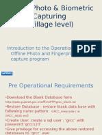Offline BiometricCaptureSteps