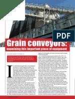 Grain conveyors:examining this important piece of equipment