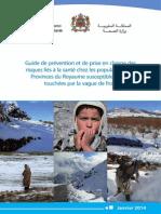 Guide pratique contre le froid au Maroc