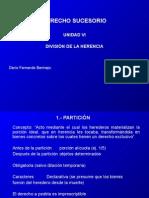 Derecho Sucesorio (Unidad VI).ppt
