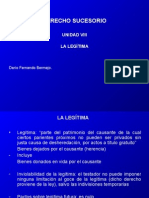 Derecho Sucesorio (Unidad VIII).ppt