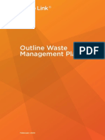 Outline Waste Management Plan