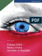 Raport Polska 2025 McKinsey