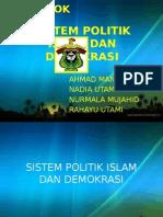 Sistem Politik Islam Dan Demokrasi