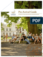 Pre-Arrival Guide 2014 Science Without Borders - Lund University