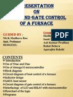 Heat Gate Control Furnace