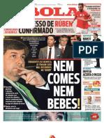 Jornal Abola – 11.02.2015