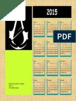 Calendario anual 9c D.