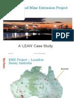 Lean Case Study -Rio Tinto - Kestrel Coal Mine Extension Project - Rev 2014