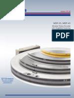 RSF Electronik MSR20 MSR4 Catalog