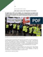 20150211 - DNA Du 11 Février 2015 Sur Grève AST