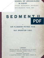 Petrie, F. and G. Brunton - Sedment II (1924)