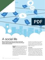 A social life