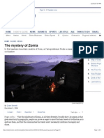The Mystery of Zomia - The Boston Globe