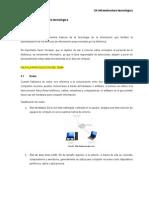 Unidad 4. Infraestructura Tecnológica