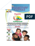 Memorias Del 1er Congreso Colombo-Cubano de Pedagogia y Crianza en La Primera Infancia
