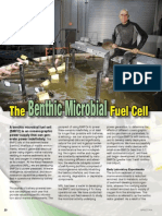 The Benthic Microbial Fuel Cell - Spectra 2014