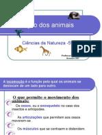 Resumo Locomoção Animais