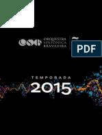 Orquestra Sinfonica Brasileira spielt mit Noten von Bisel Classics