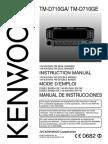 Manual Kenwood Tm 710