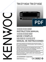 Manual Kenwood Tm 710