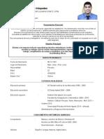 CV Miguel Román