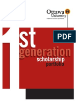 1st Generation Portfolio Information